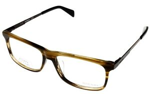 111cde5edb47 Image is loading Diesel-Eyeglasses -Frame-Men-Havana-Brown-Rectangular-DL5140-
