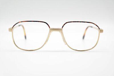 Cooperativa Zeiss Vintage 5655 4301 54 [] 17 135 Oro Marrone Senza Bordi Occhiali Montatura-mostra Il Titolo Originale