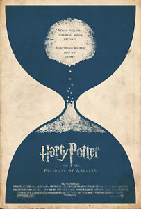 Harry Potter Map Movie Poster Print T150 A4 A3 A2 A1 A0|