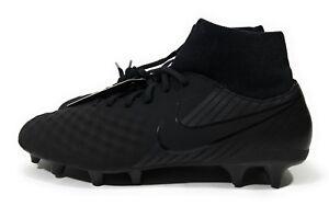 d3f0594d654c Nike Magista Onda II 2 DF FG Mens Soccer Cleats Black Size 8.5 ...