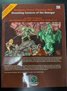 1x-Dungeon-Crawl-Classics-44-Dreaming-Caverns-of-the-Duergar-Used-Fine-dungeon