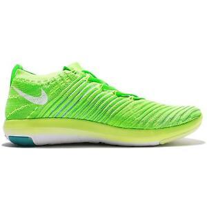 Nike Free Flyknit trasforma UK 4.5 EUR38 Donna Running/palestra scarpe da ginnastica 833410 302