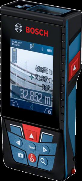 Bosch Laser-Entfersnungsmesser GLM 120C Professional