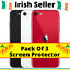 thumbnail 1 - Screen Protector iPhone 11 Pro Max X XS XR 6 7 8 PLUS SE 2 Tempered Glass 3 PACK