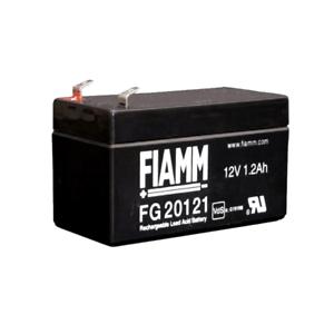 FG20121 FIAMM BATTERIA STANDARD 12V 1.2 AH