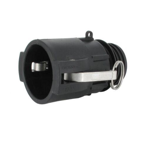 Raccord à cames Mâle 2 S60X6-2 pour cuve à eau 1000L