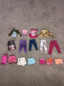 Barbie Clothes Bundle Ebay