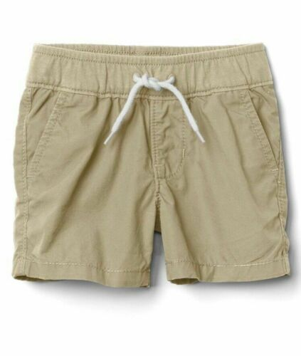 Baby GAP Boys Size 12-18 Months NEW Khaki Summer Shorts