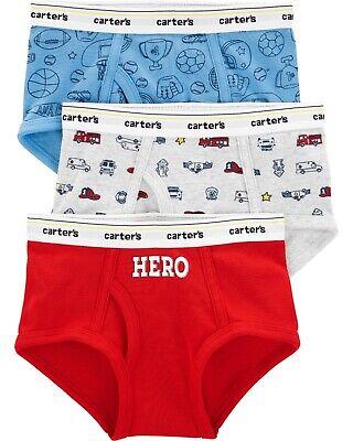 NWT Gymboree Boys Brief Underwear 3pair//pack Dinosaur