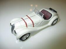 BMW 328 Roadster Cabriolet Cabrio Corniche Convertible in creme, Schuco in 1:43!
