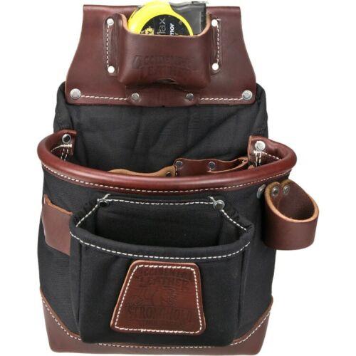 Occidental Leather FatLip Noir Outil Sac