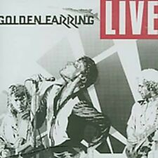 Live - Golden Earring (2001, CD NIEUW)2 DISC SET