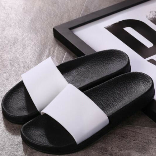 Women Girl Summer Open Toe Slipper Sandals Slider Flip Flops Casual Shoes Size