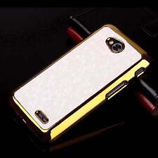 For LG Optimus L70 D320 Luxury Chrome Design hard case Cover  ZQW