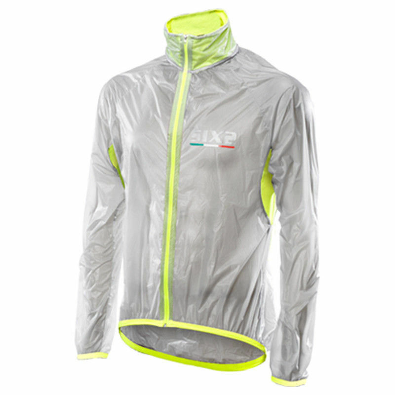 Cape SIX2 Mant W Clear YELLOW FLUO MANTY SIX2 Mant w YELLOW Fluo FROM