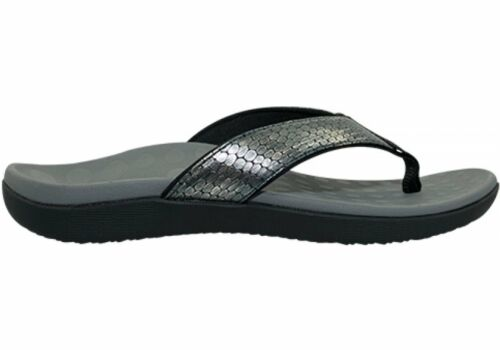 SSA Scholl Orthaheel Sonoma Ii Womens Supportive Comfort Thongs Sandals