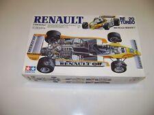Tamiya Renault RE 20 Turbo 1/12 Scale Model Race Car Kit