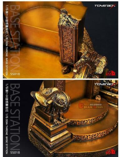 "TOYS BOX 1:6 Odin Throne Model SS018 Chair Base Station F//12/"" Figure Collection"