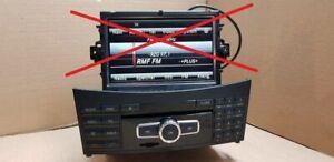 Radio Navi 1CD DVD HDD SD MERCEDES W212 Navigation Comand NTG 4.5 A2129007225