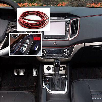 Newest 3//5M Chrome Trim for Car Interior Exterior Moulding Strip Decorative Line