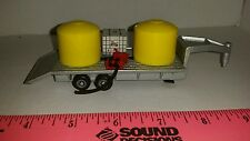 1/64 ERTL custom farm toy sprayer tender water trailer tank pump reel & roundup