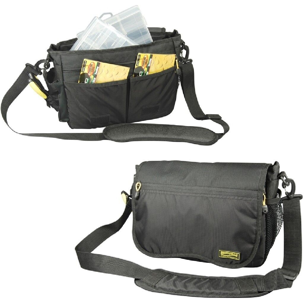 Anglertasche, Gerätetasche Spro Messenger Bag 32x24x10m