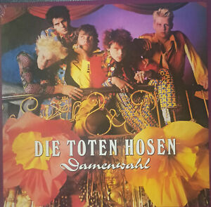 "Die Toten Hosen - ""Damenwahl"" 1986 – 2021 -  (limitiert & nummeriert) Vinyl LP"