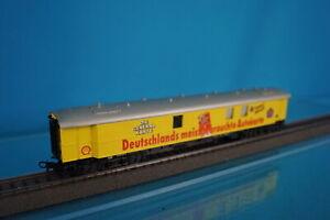 Marklin 4121 DB Exhibition Coach LIGHTED