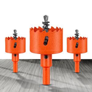 16mm-250mm M42 Bi Metal Hole Saw Cutter Drill Bit For Aluminum Iron Wood Plastic