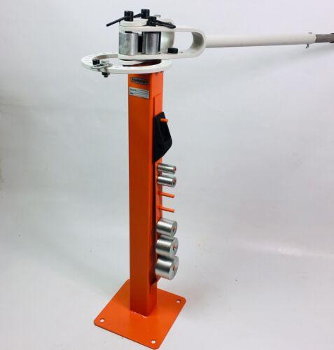 floor mounted version shown in photo Floor or Bench Mounted Bar Bender