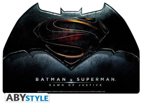 Batman Vs Superman Shaped Mousepad IT IMPORT ABYSTYLE