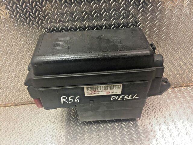 Mini Relé Caja de Fusibles Mini Cooper R55 R56 1.6 Diesel 3449504