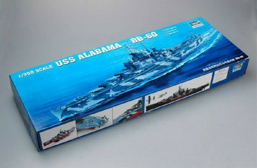 Trumpeter 1 350 05307 USS Alabama BB-60