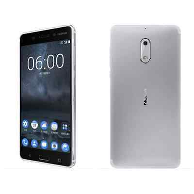 Nokia 6 Dual 64GB 4GB Silver