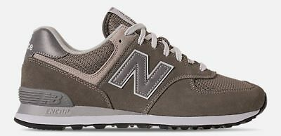 photos officielles b8c7b 4cca6 NEW BALANCE 574 MEN's SUEDE ENCAP CASUAL TAN - BROWN - GREY AUTHENTIC NEW  SIZE | eBay