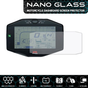 Protector de pantalla 1 x Claro /& 1 x Anti-Reflejo SUZUKI GSX-S1000 2016