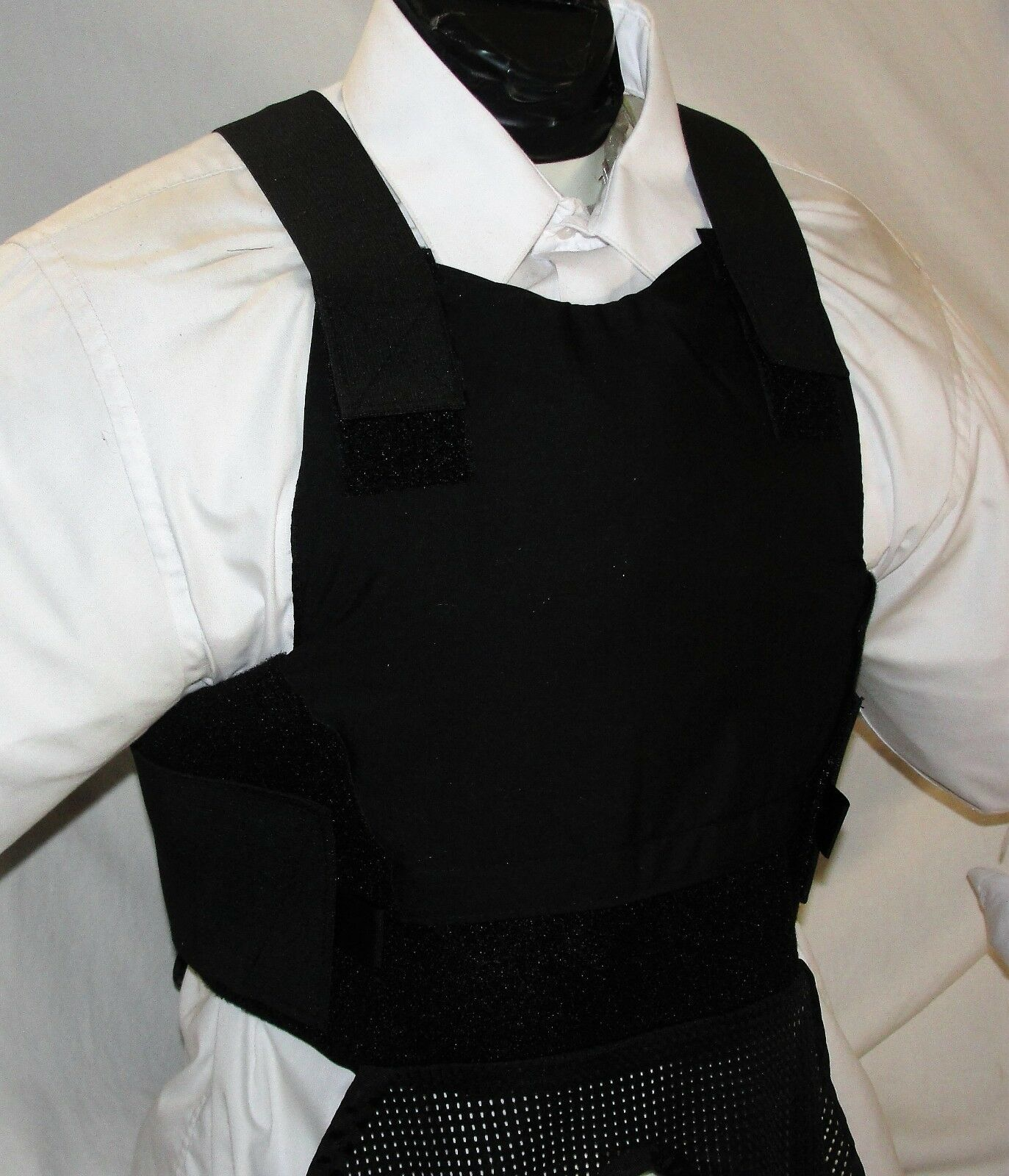 New Small Carrier IIIA  Concealable Body  Armor BulletProof Vest  the cheapest
