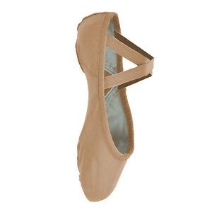 Bloch 210 Rosa Proflex Canvas Ballet 4L C Fitting vsFdDbf