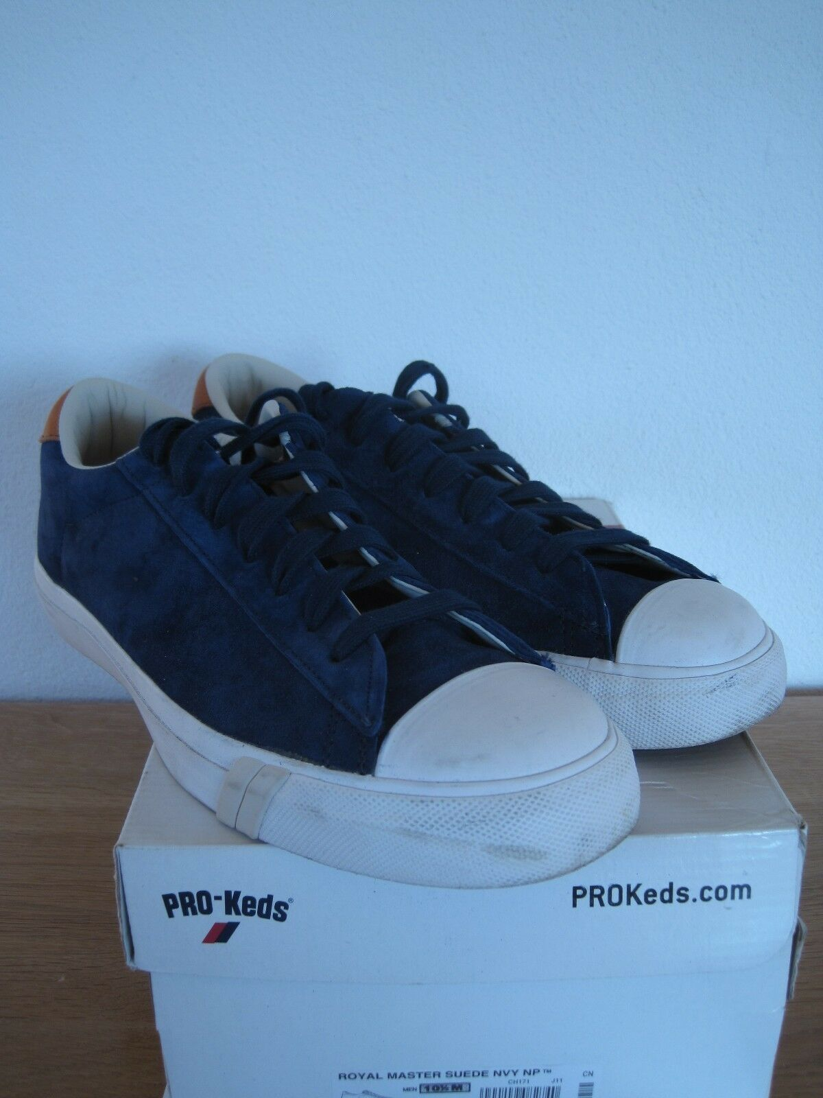 Norse Projects x Pro Master Keds Royal Master Pro Navy 954a8f