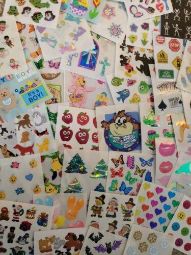 Vintage SANDYLION Stickers lot RANDOM LOT OF 20