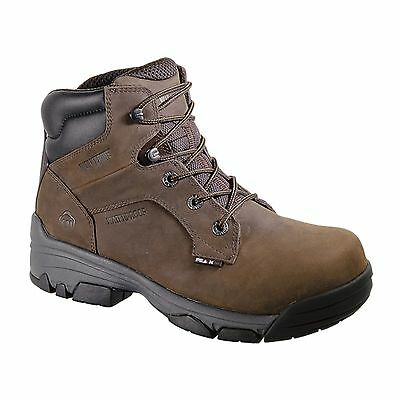 c8d998e1825 Wolverine Merlin Puncture Resistant Waterproof Composite Toe Work Boots  W10257 | eBay