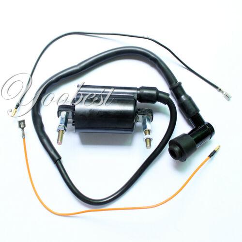 Ignition Coil Kawasaki ATV Bayou KLF 300 KLF300 KLF300A KLF300B 1986-2003 2004