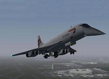 FLIGHT SIMULATOR PRO 2010 AIRCRAFT SIM X + 172 PLANES