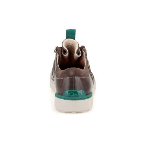 Clarks Mens NANU NANU NANU MIX GTX , Winter Shoe Black Lea G 271373