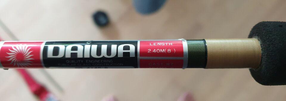 Fluesæt, Daiwa / ABU