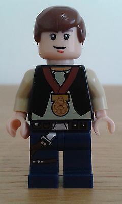 New Rare Celebration Han Solo Minifig LEGO Star Wars