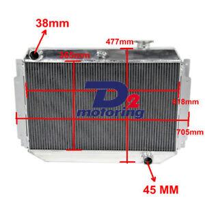 3Row-Aluminum-Radiator-FOR-HOLDEN-KINGSWOOD-HQ-HJ-HX-HZ-V8-chevy-38-45