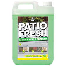 GardenersDream Patio Cleaner 5L - Ready To Use Outdoor Algae & Mould Remover