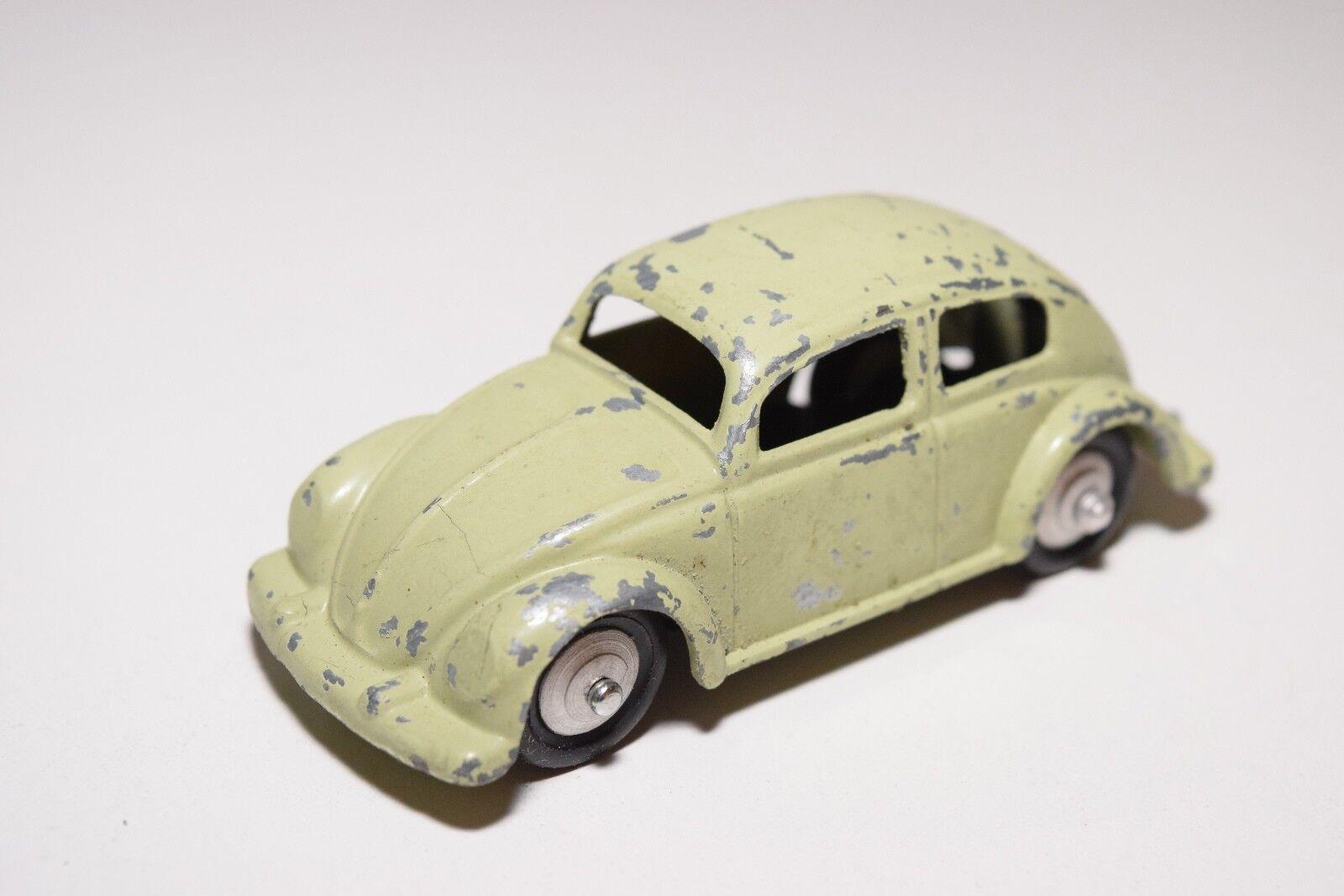 AA 1 43 SWEERING VW VOLKSWAGEN BEETLE KAFER OVAL L. verde EXCELLENT RARE SELTEN