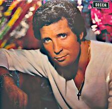 TOM JONES i can't turn you loose/without love LP 1970 DECCA UK sugar sugar RARE+